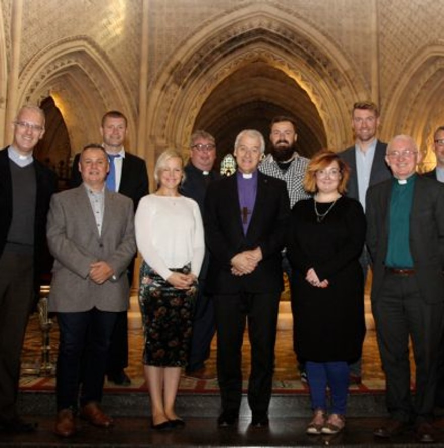 Chaplains receive first certificates in chaplaincy