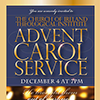 Advent Carol Service 2013 in Saint Patrick's Cathedral