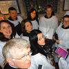 Advent Carol Service in Saint Nahi's