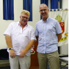 CITI director visits theological college and church in Hong Kong